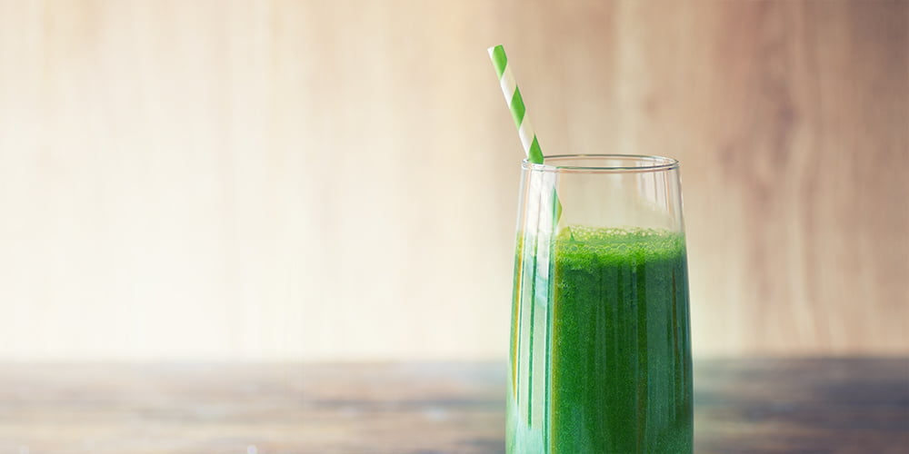DO IT: Green Smoothie Challenge