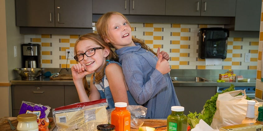 #KidCooks: Char And Brie