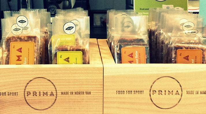 Featured Partner: Prima Food For Sport