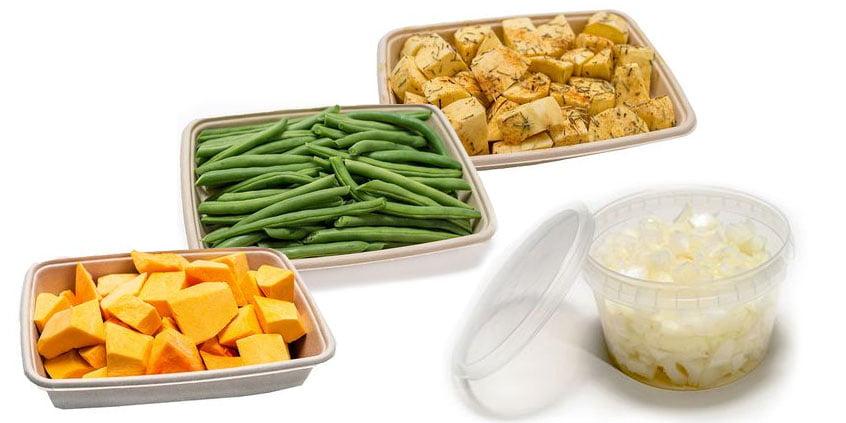 Licious Living Pre Cut Vegetables
