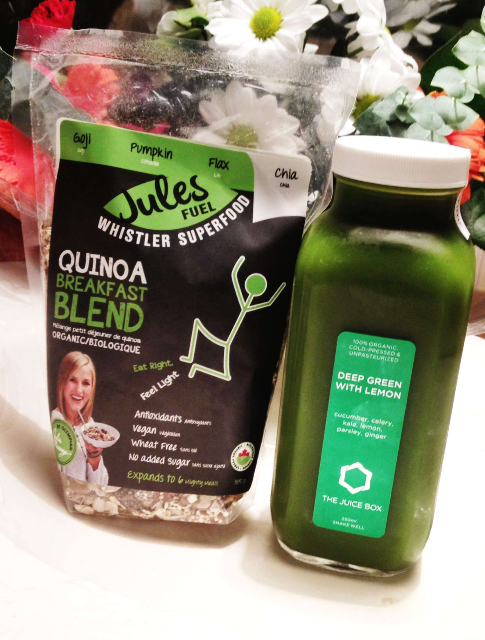 Diaries: Julia Murray's Juice Cleanse [Day 3]