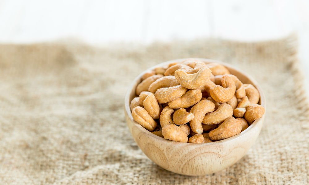 How To Use Those Glorious Cashews!