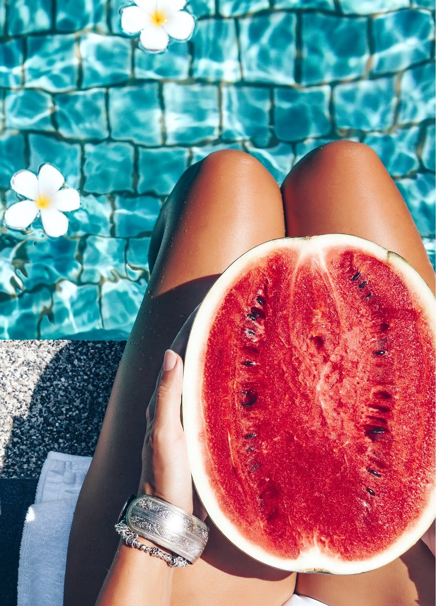 5 Foods That Help Protect Your Skin From The Sun