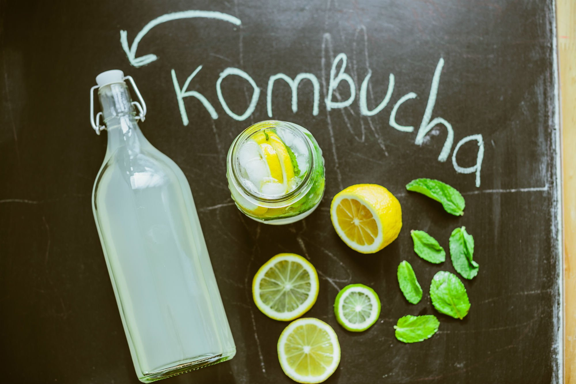 4 REASONS YOU NEED TO START DRINKING KOMBUCHA