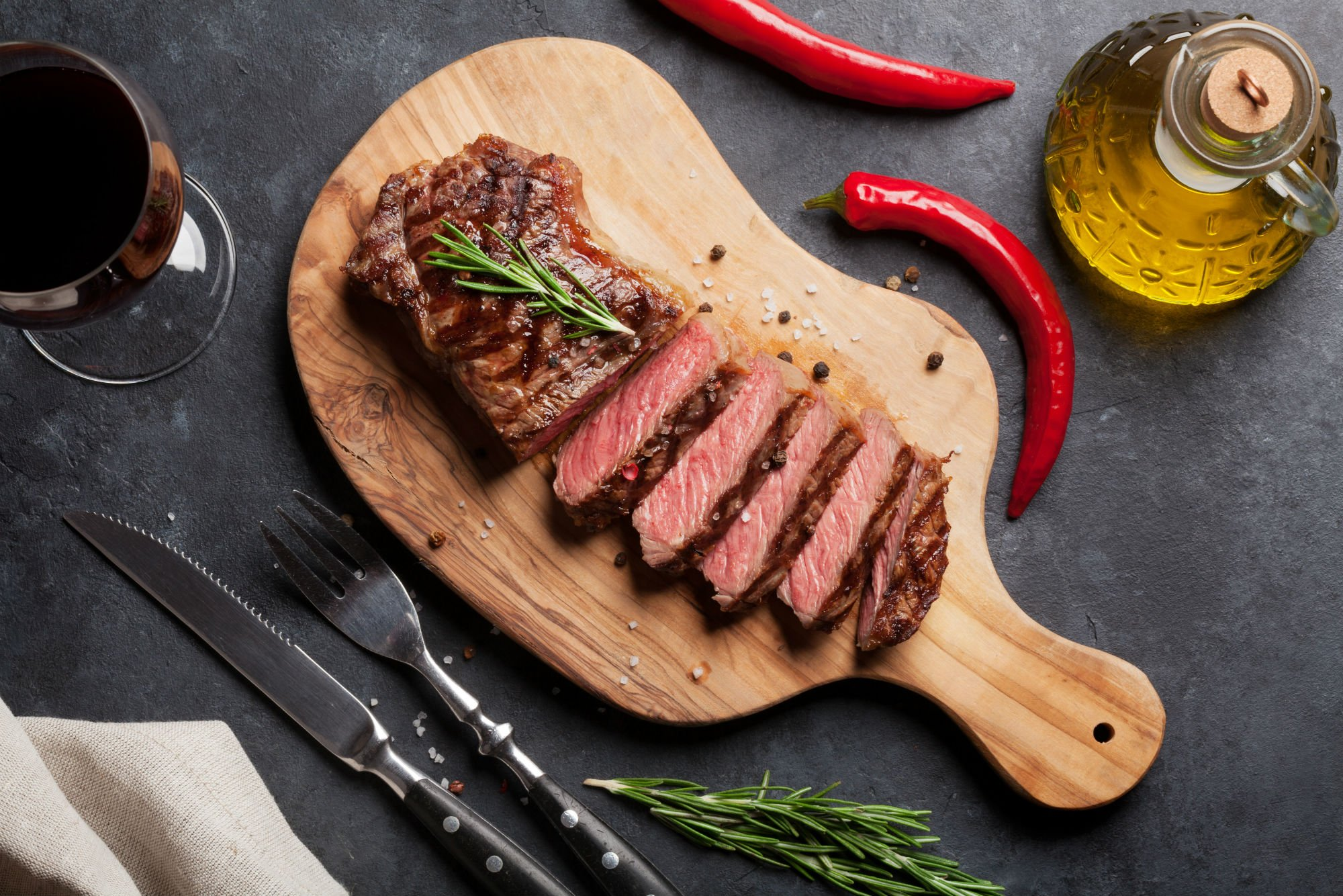 THREE WAYS TO COOK THE PERFECT TOP SIRLOIN