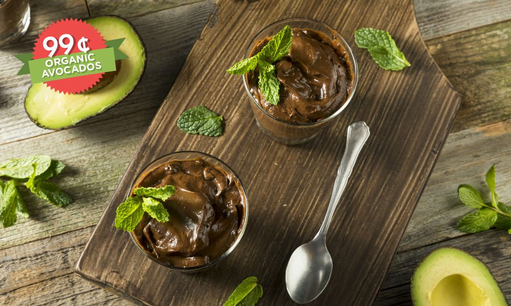 FIVE MOUTHWATERING AVOCADO DESSERTS TO MAKE RIGHT NOW