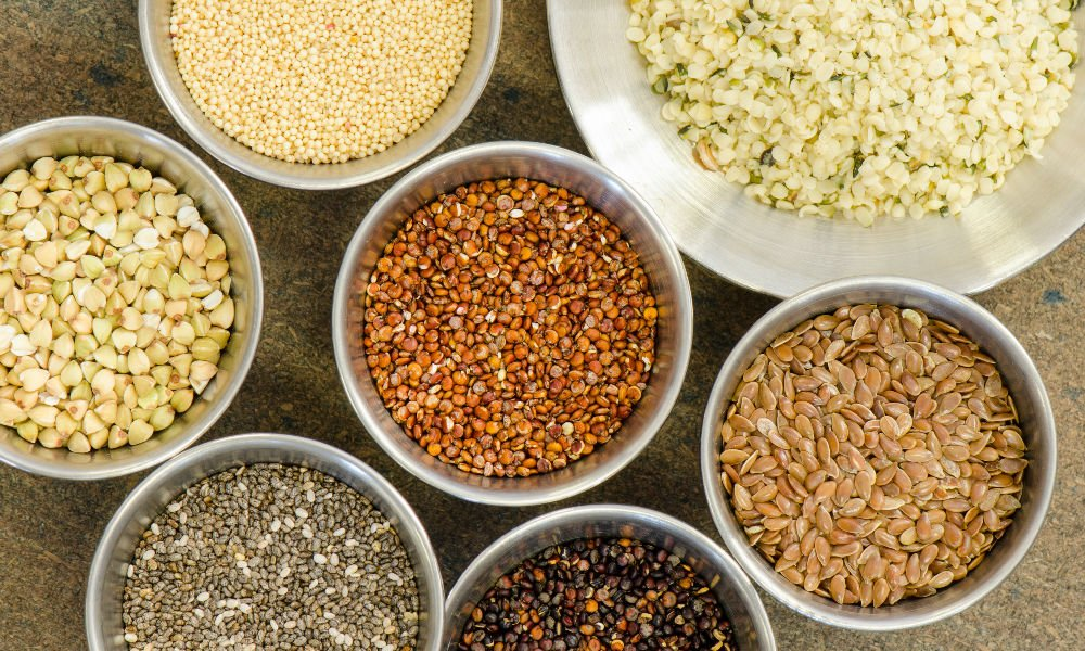 HOW TO ENJOY GLUTEN-FREE ANCIENT GRAINS