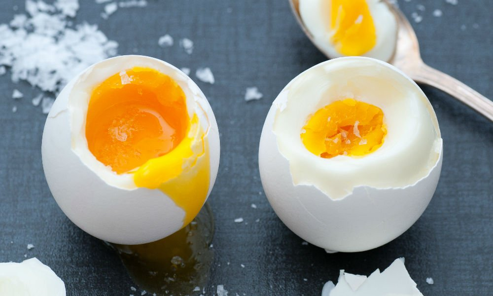 HOW TO PERFECTLY BOIL EGGS EVERY TIME + RECIPE