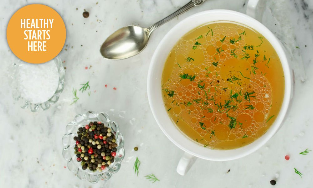 SUPERCHARGE YOUR HEALTH WITH BONE BROTH + RECIPE