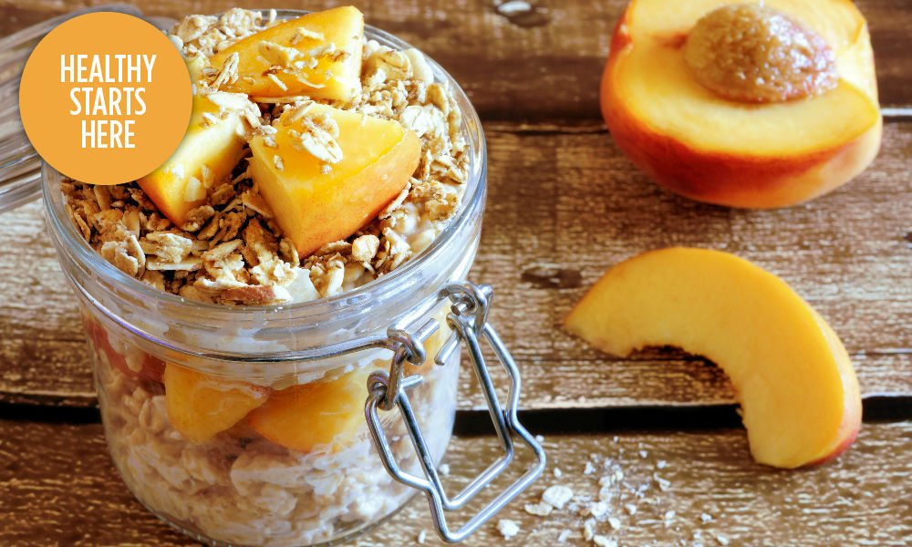 7 HEALTHY ON-THE-GO BREAKFASTS TO KEEP YOU FULL 'TIL LUNCH