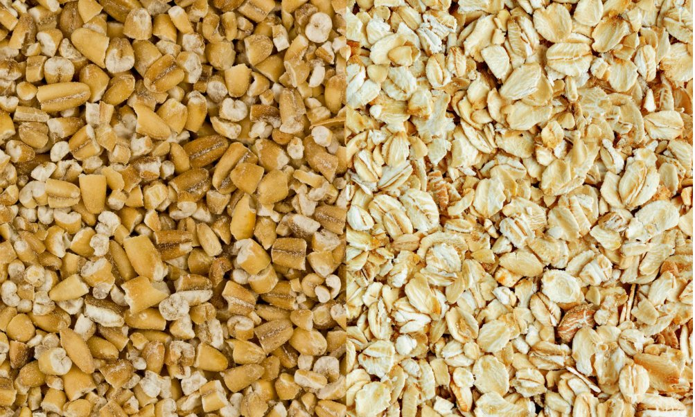 ARE STEEL-CUT OATS HEALTHIER THAN ROLLED OATS?