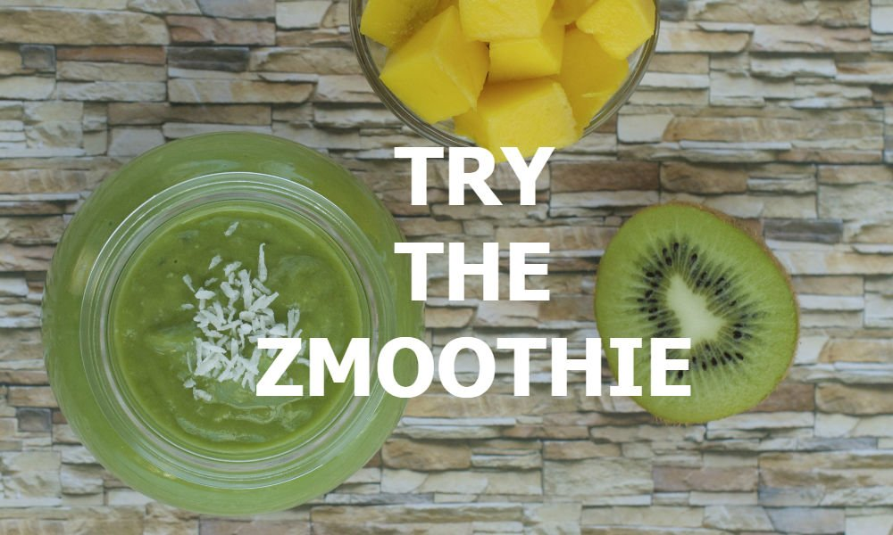 WHY YOU SHOULD TRY THE ZMOOTHIE