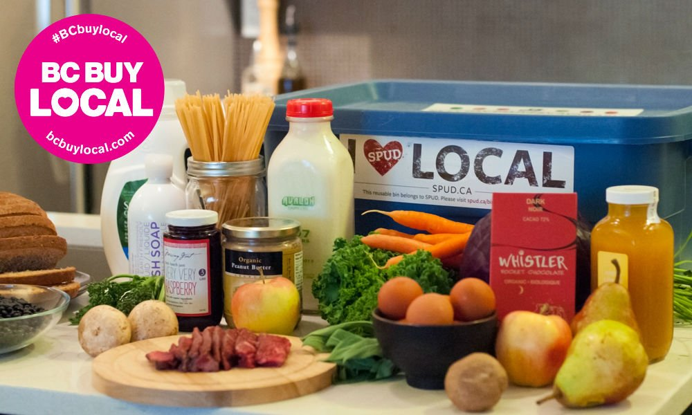 IT'S BUY LOCAL WEEK! THESE ARE OUR FAVOURITE REASONS TO EAT LOCAL