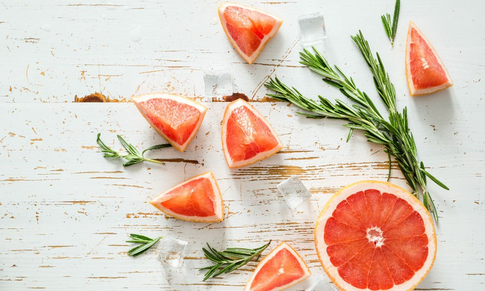 FIVE INFUSED WATER DETOXES TO KEEP YOU HYDRATED