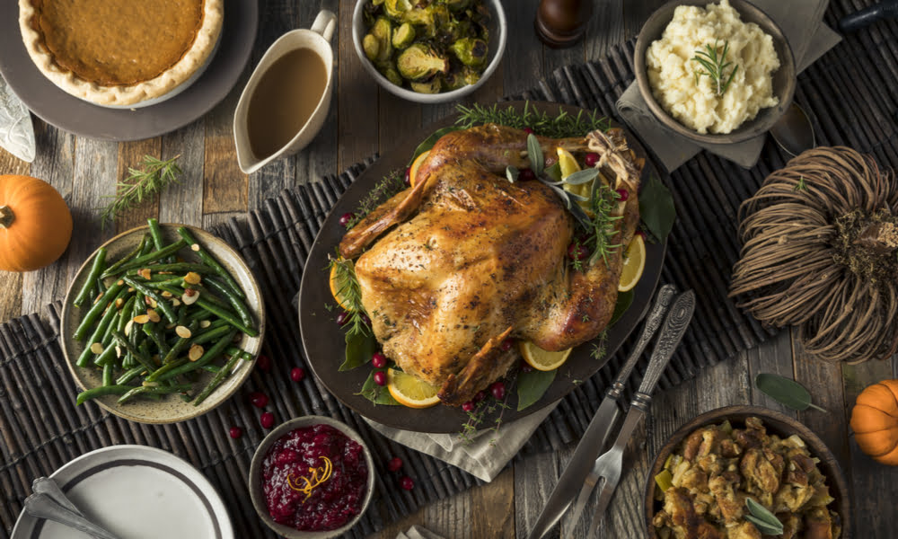 HEALTHIFY YOUR THANKSGIVING SIDES WITH THESE RECIPE IDEAS