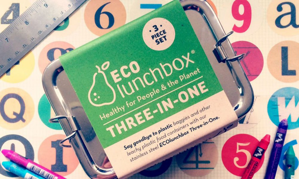 ECO LUNCH BOX: YOUR PLASTIC-FREE LUNCH MADE EASY