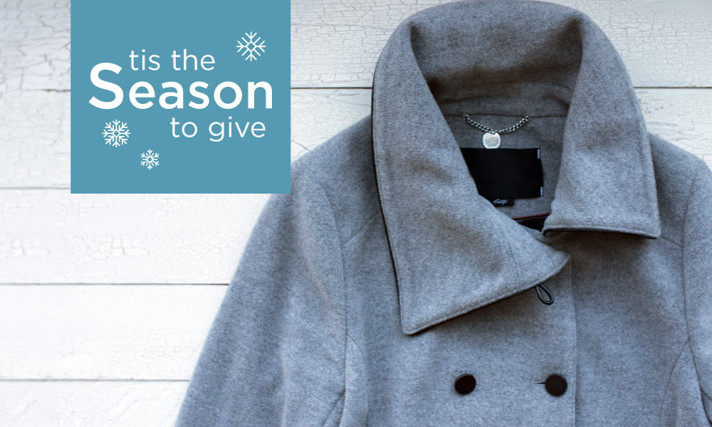 THANK YOU FOR SUPPORTING THE COAT 2016 COAT DRIVE