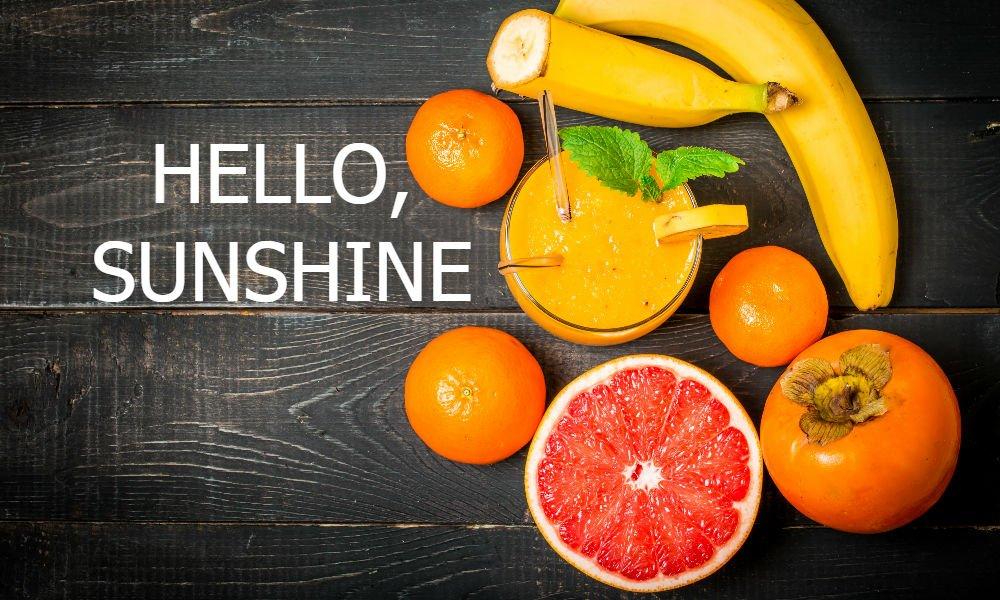 Blog Grapefruit Smoothie