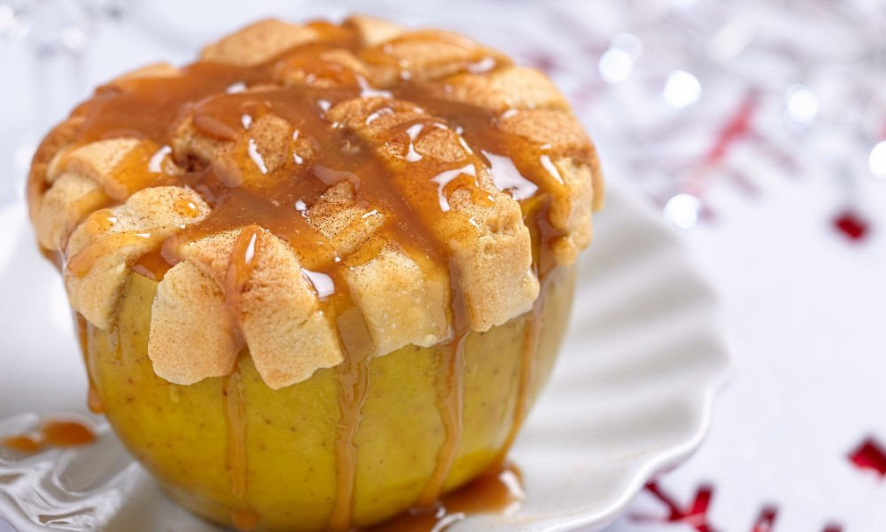 YOU'LL FALL IN LOVE WITH THE BAKED APPLE APPLE PIES