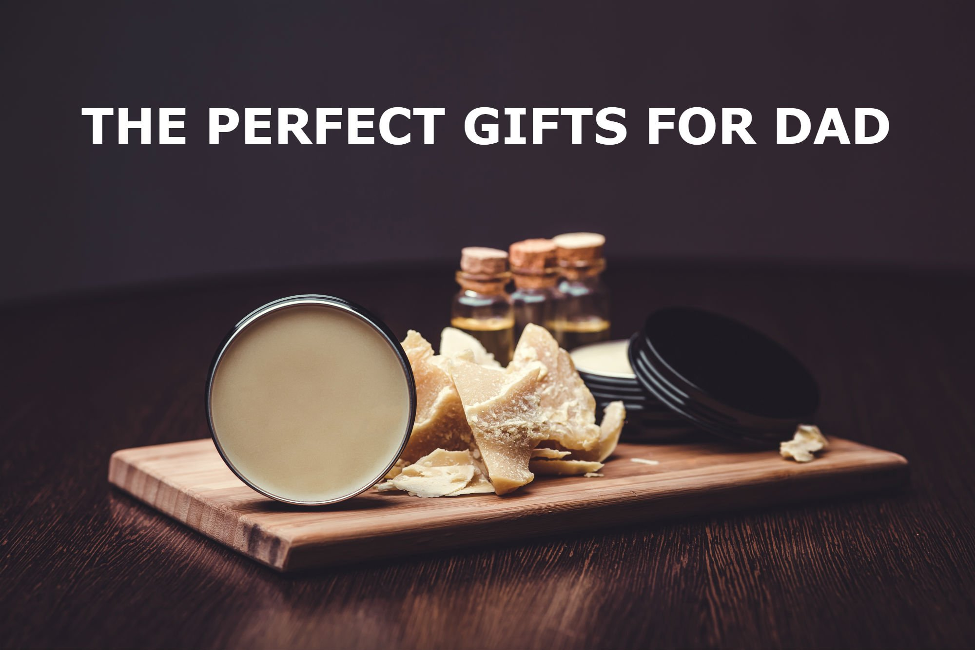 SPUD HOLIDAY GUIDE: GIFTS FOR DAD