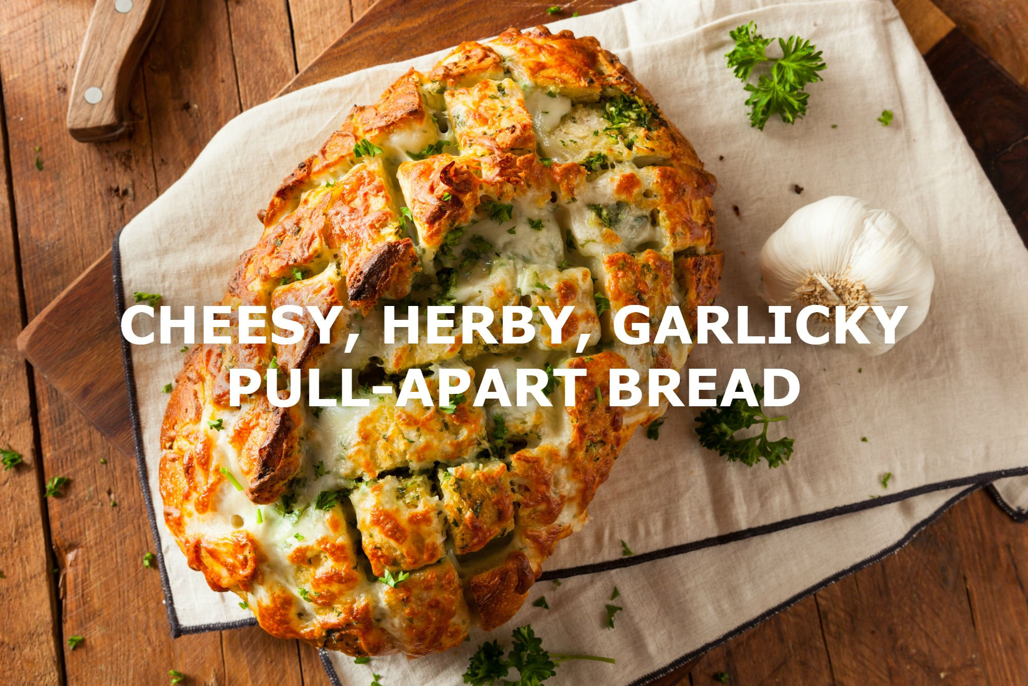 THE BREAD CENTREPIECE YOU'VE BEEN WAITING FOR