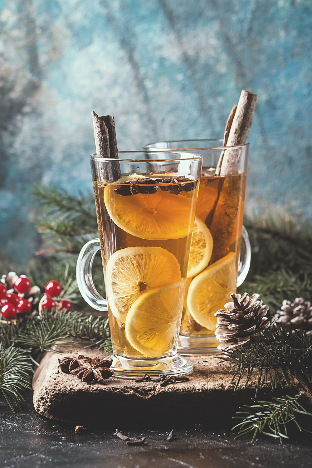 How to make balsam simple syrup for holiday cocktails and more! | SPUD.ca