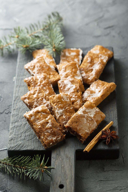Gingerbread Recipe (vegan, oil free, gluten free) | SPUD.ca