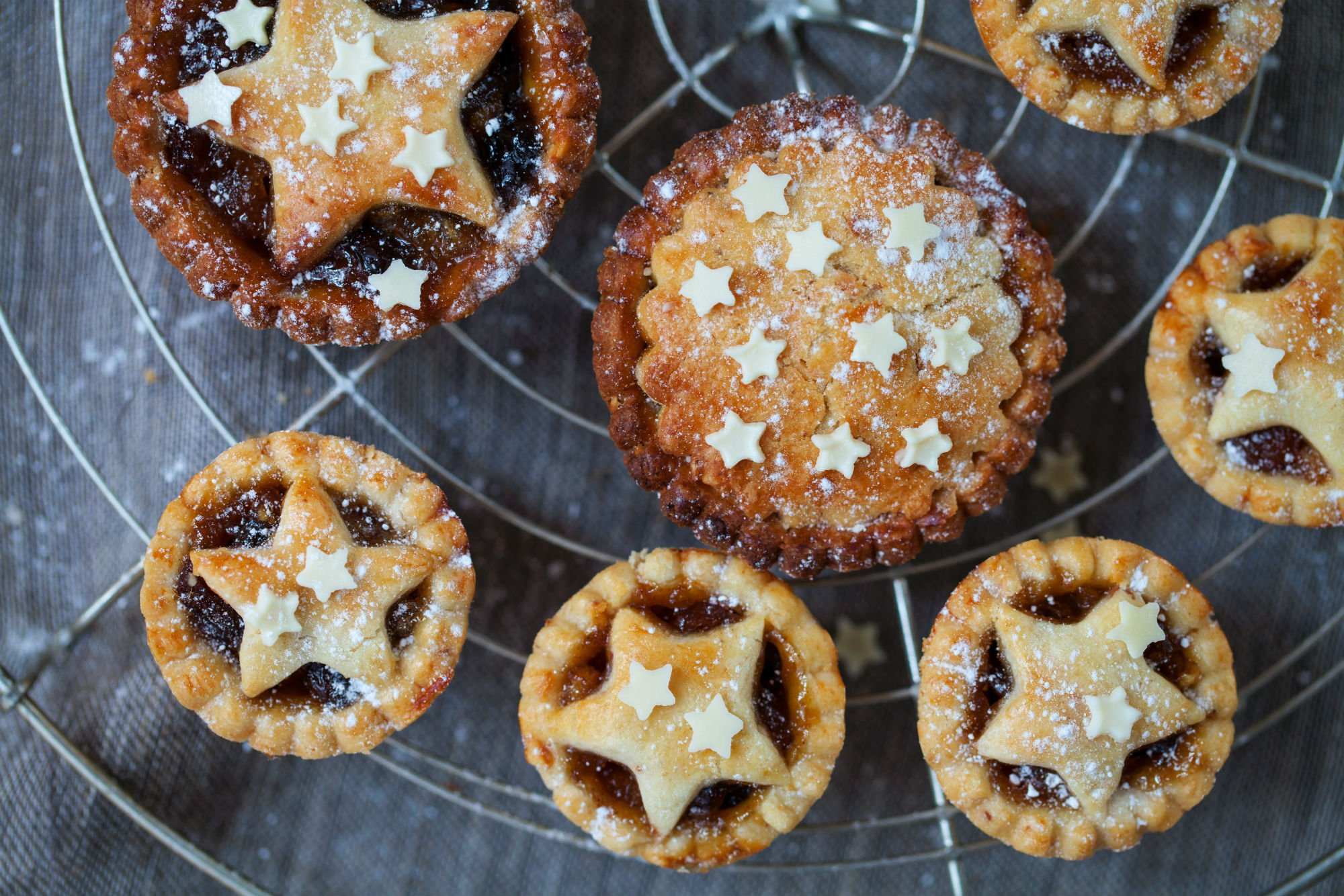 COOKIE CONTEST WINNER: MINCEMEAT CHRISTMAS BISCUITS