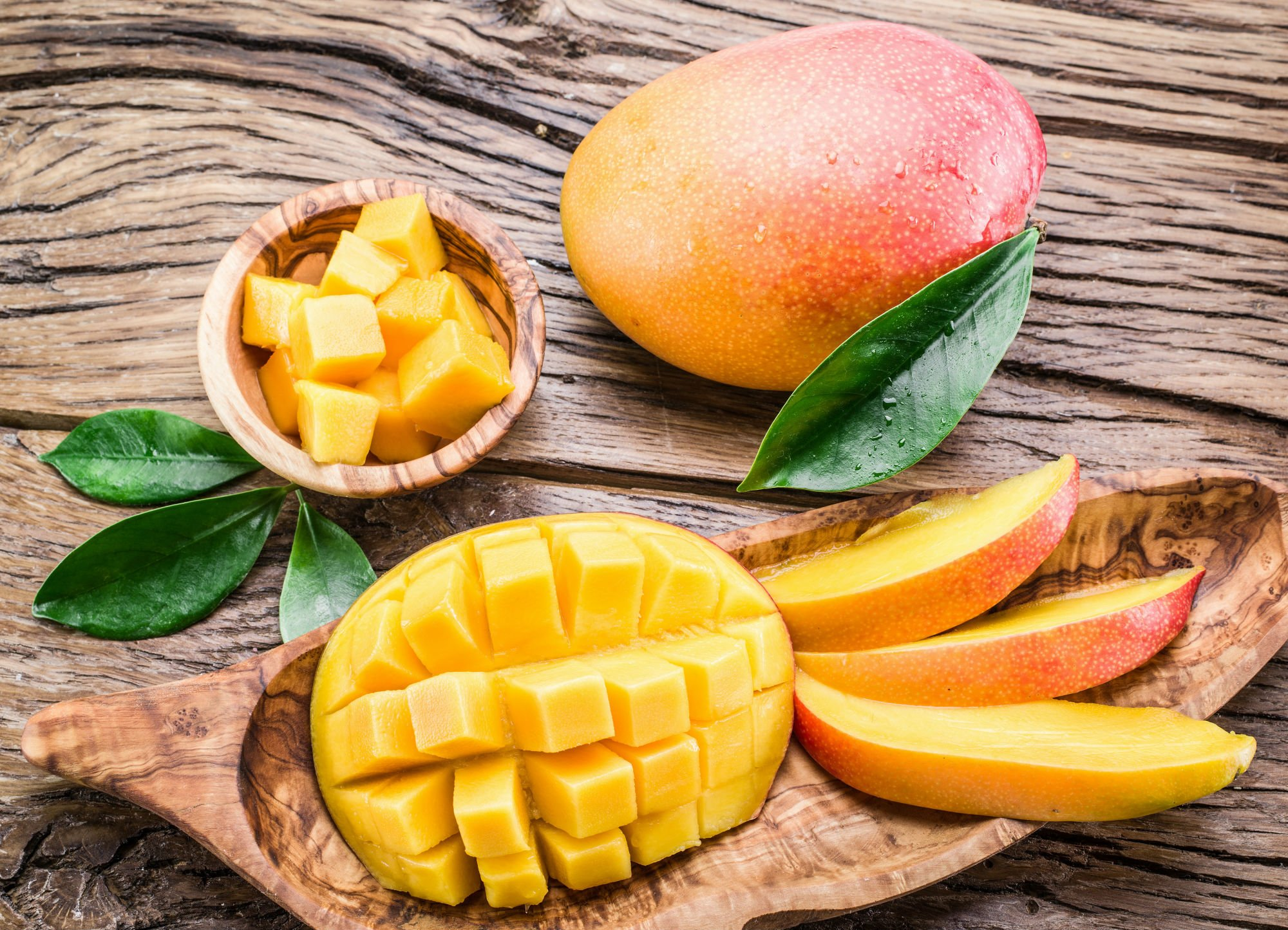 5 REASONS TO EAT ONE MANGO EVERY DAY