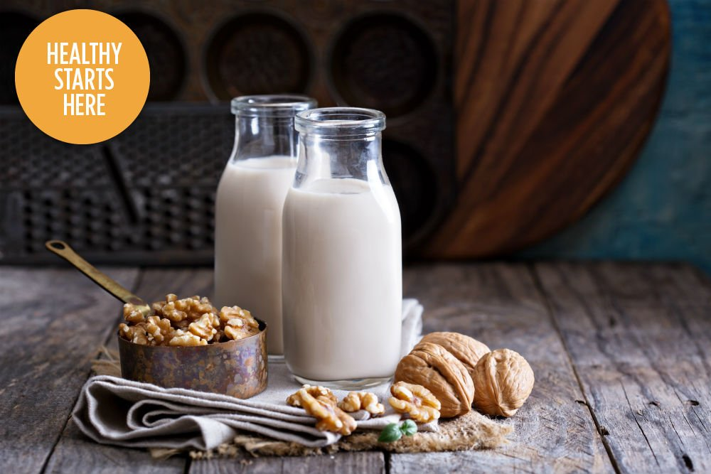 WHY YOU SHOULD TRY HOMEMADE WALNUT MILK