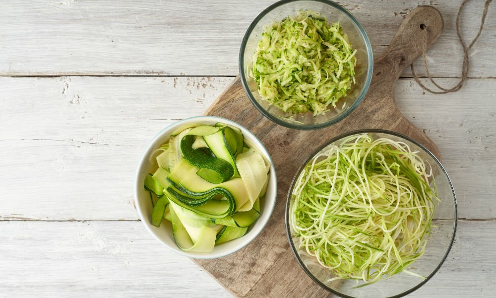 COMFORT FOOD JUST BECAME HEALTHY: ZOODLES