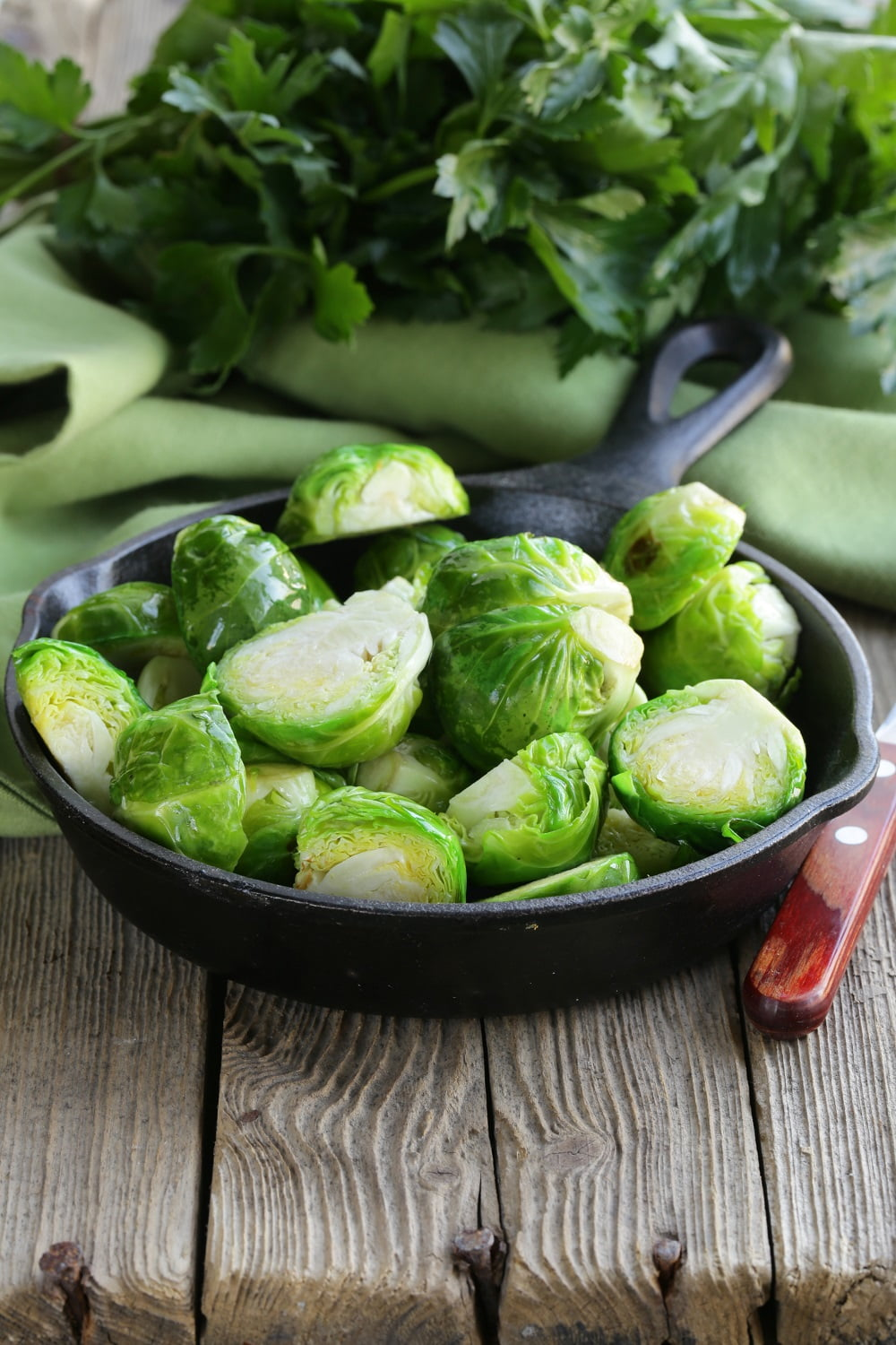 How to Roast Perfect Brussels Sprouts | SPUD.ca