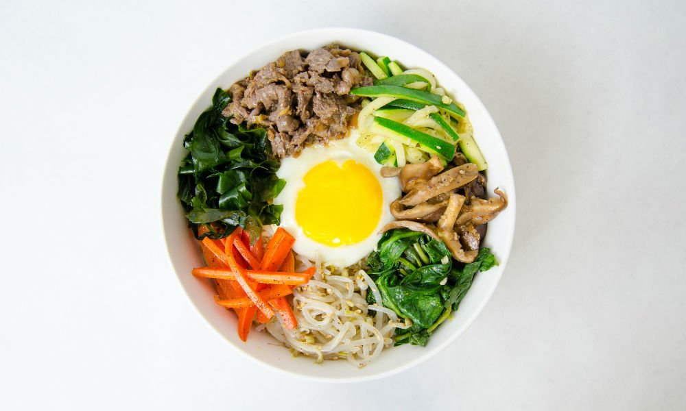 WHEN IT'S TIME TO DIG INTO SOME SERIOUS SEOUL FOOD: BIBIMBAP