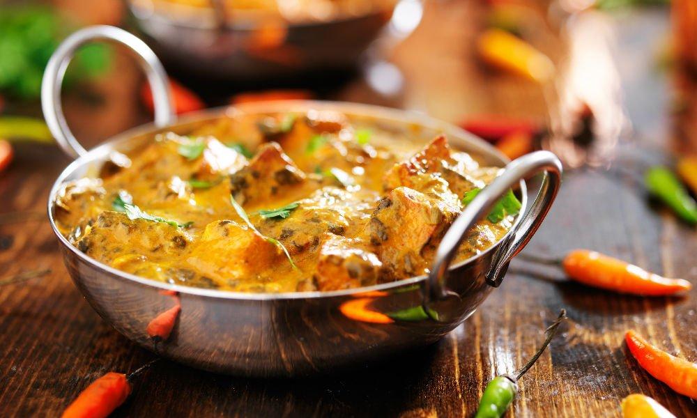 Blog Vegan Curry
