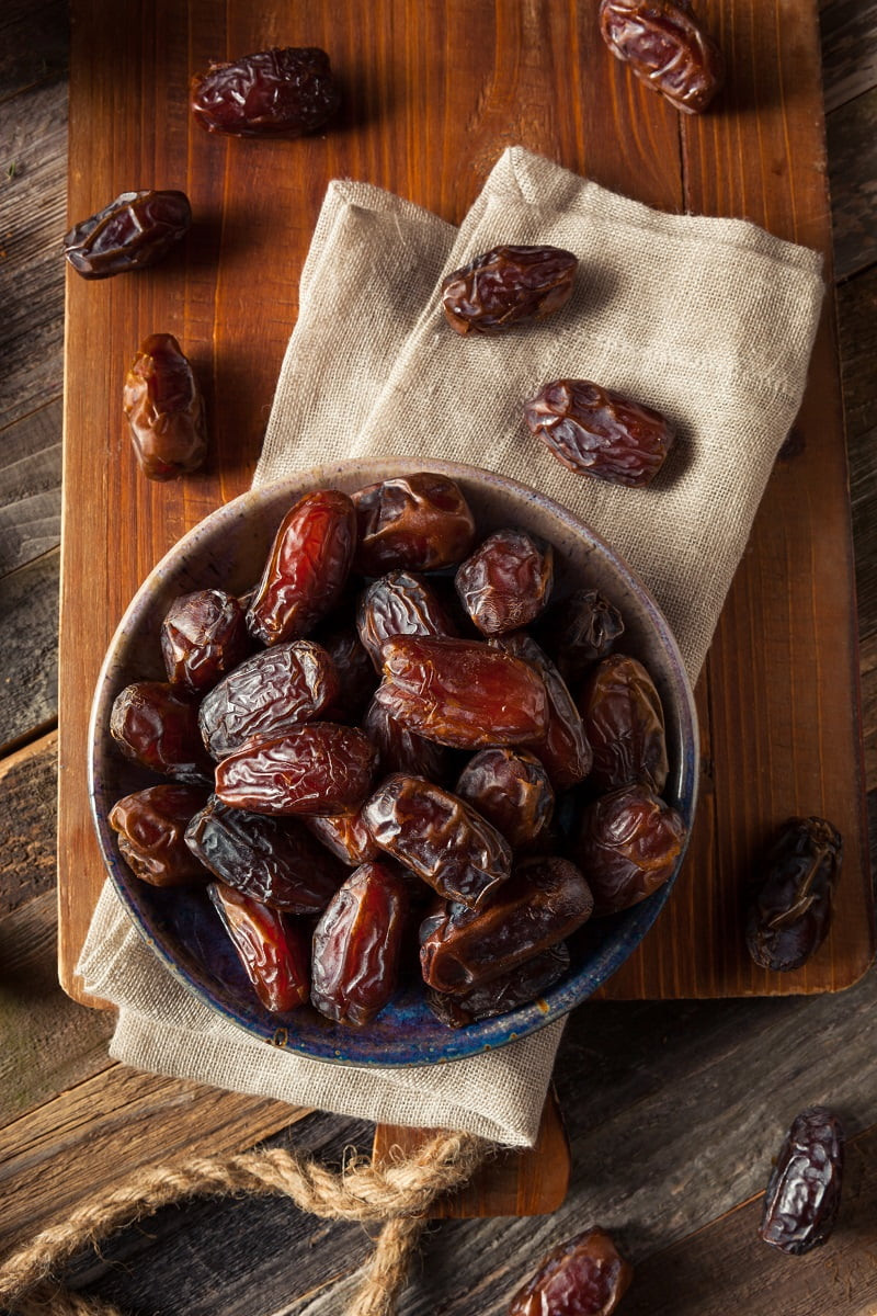 Are dates the best natural sweetener?