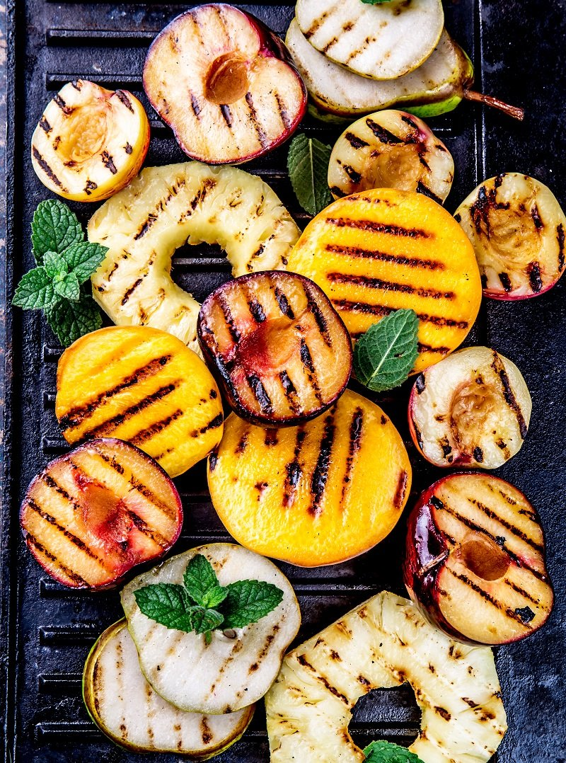 9 Fruits You Need To Start Grilling Now! #grilled