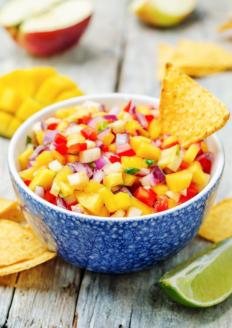 5 Fruit Salsa Recipes