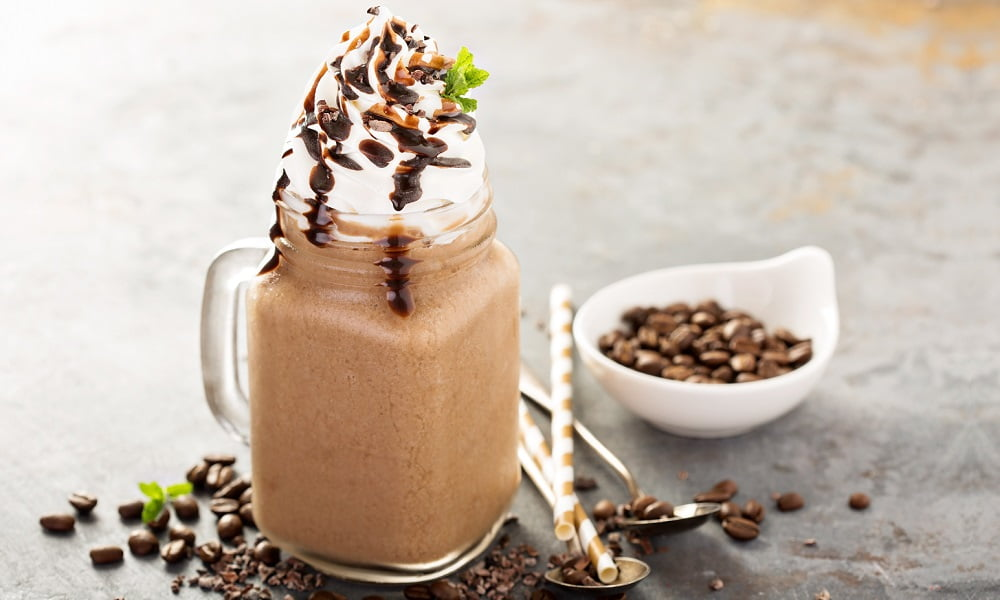 3 Delicious Coffee Milkshake Recipes