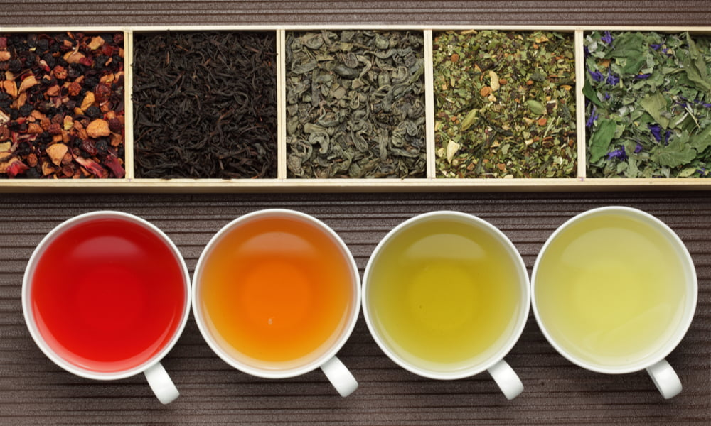 WHICH TEA CAN GIVE YOU THE MOST HEALTH BENEFITS?