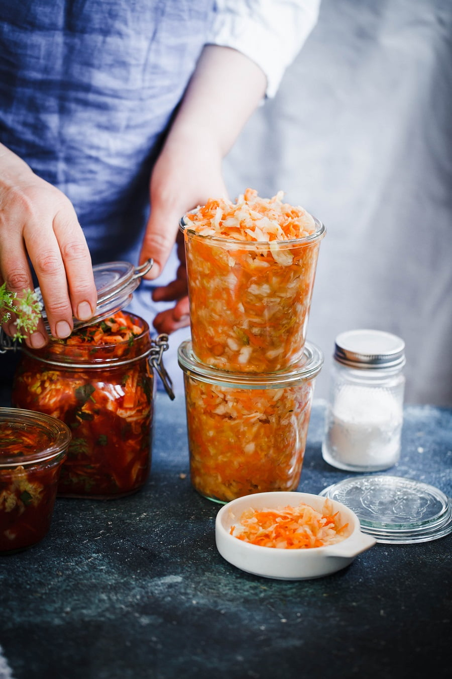 5 Fermented Foods To Eat For Good Gut Health