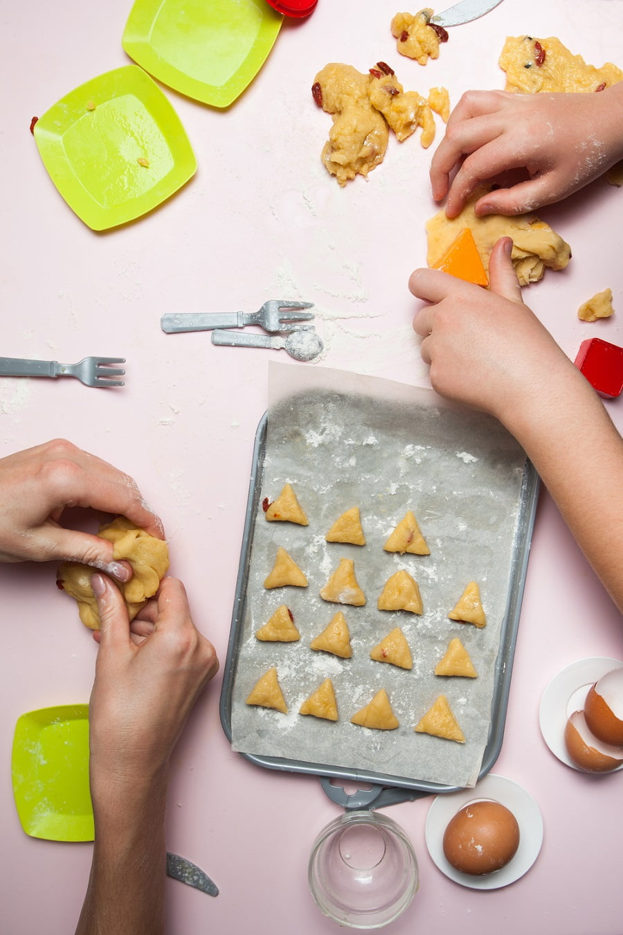 5 Tips to get your kids involved in meal prep