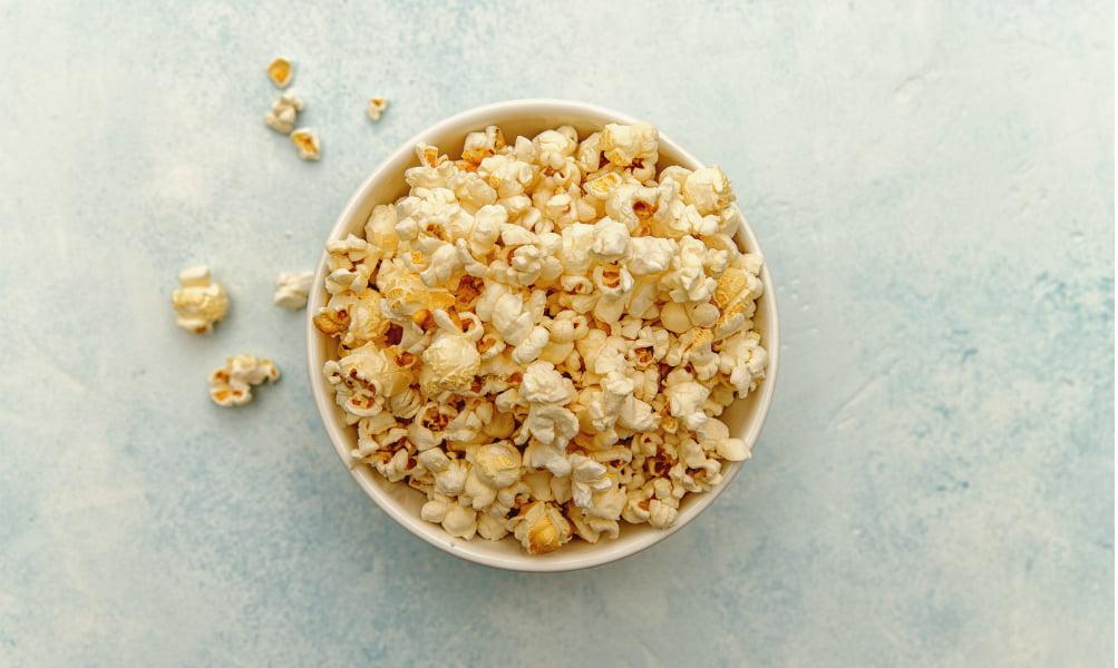 Vegan Theatre-style Popcorn