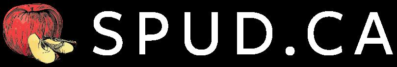 SPUDCA Logo Horizontal No Tagline CYMK Colour