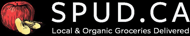 SPUDCA Logo Horizontal Tagline CYMK Color White