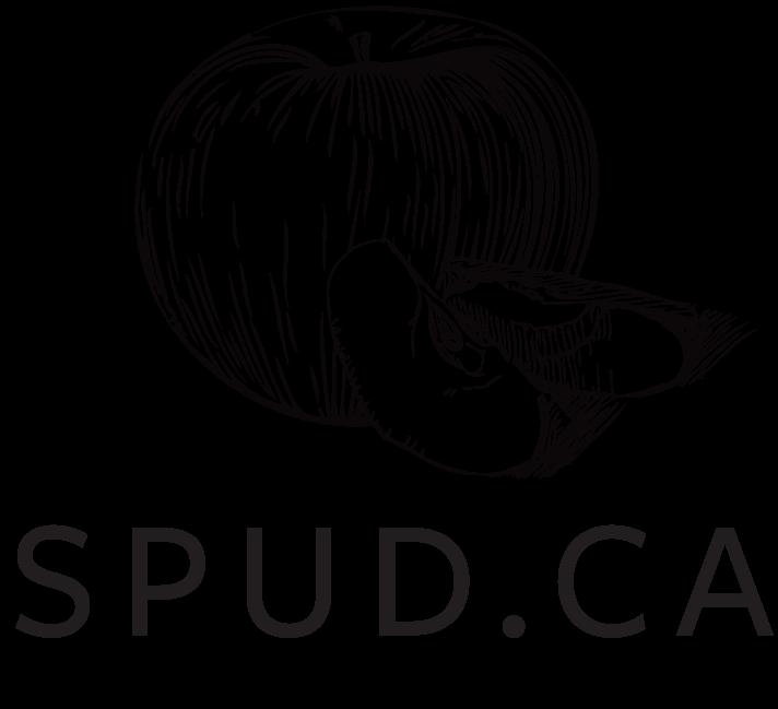 SPUDCA Logo Vertical No Tagline CYMK Black