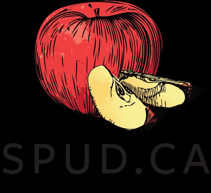 SPUDCA Logo Vertical No Tagline CYMK Colour