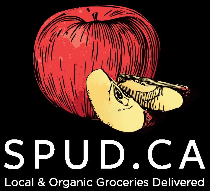 SPUDCA Logo Vertical Tagline CYMK Colour White