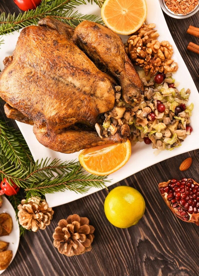Turkey-stuffing