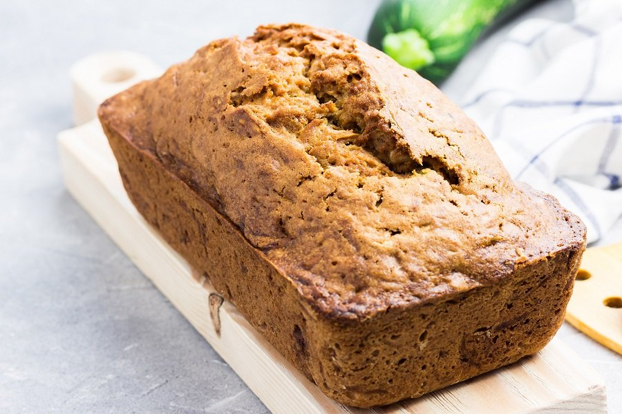 HAVE AN ABUNDANCE OF ZUCCHINI? TRY THIS VEGAN, GLUTEN-FREE ZUCCHINI LOAF RECIPE!