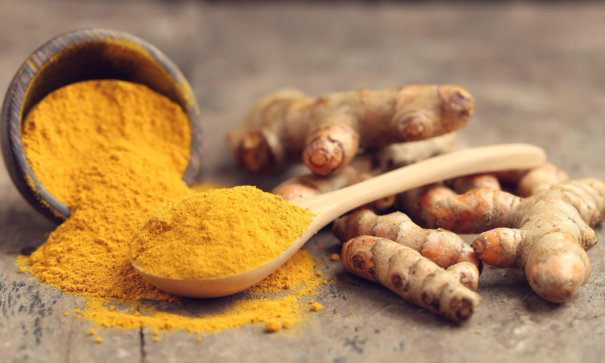WHY IS TURMERIC ONE OF THE WORLD'S HEALTHIEST FOODS?